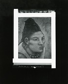 view Tibetan Lama [painting] / (photographed by Peter A. Juley & Son) digital asset number 1