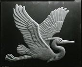 view Heron [sculpture] / (photographed by Peter A. Juley & Son) digital asset number 1