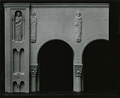 view Model for the National Shrine of the Immaculate Conception [sculpture] / (photographed by Peter A. Juley & Son) digital asset number 1