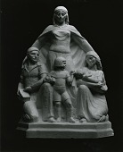 view Family Group [sculpture] / (photographed by Peter A. Juley & Son) digital asset number 1