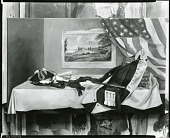 view Patriotic Still Life [painting] / (photographed by Peter A. Juley & Son) digital asset number 1