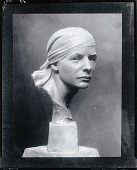 view Head of an Italian [sculpture] / (photographed by Peter A. Juley & Son) digital asset number 1