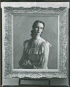 view Jennifer Jones [painting] / (photographed by Peter A. Juley & Son) digital asset number 1
