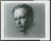view Charles A. Lindbergh, [painting] / (photographed by Peter A. Juley & Son) digital asset number 1