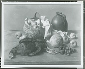 view Still Life with Bird [painting] / (photographed by Peter A. Juley & Son) digital asset number 1