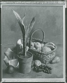 view Still Life at Mystic [painting] / (photographed by Peter A. Juley & Son) digital asset number 1