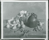 view Still Life with Brown Jug [painting] / (photographed by Peter A. Juley & Son) digital asset number 1