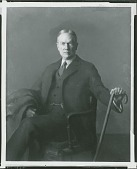 view John D. Rockefeller Jr. [painting] / (photographed by Peter A. Juley & Son) digital asset number 1