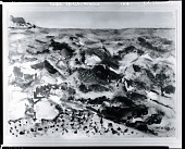 view Cape Split, Maine [drawing] / (photographed by Peter A. Juley & Son) digital asset number 1