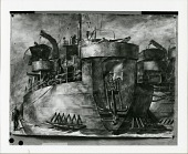 view Stern Anchor LCI [painting] / (photographed by Peter A. Juley & Son) digital asset number 1