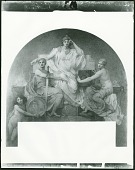 view Justice (Elks National Memorial, Chicago, Illinois) [painting] / (photographed by Peter A. Juley & Son) digital asset number 1