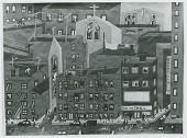 view Harlem [painting] / (photographed by Peter A. Juley & Son) digital asset number 1
