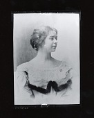 view Edith Dimock Glackens (Mrs. William Glackens) [photograph] / (photographed by Peter A. Juley & Son) digital asset number 1