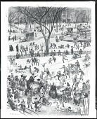 view A White Christmas [drawing] / (photographed by Peter A. Juley & Son) digital asset number 1