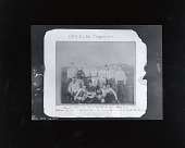 view William Glackens with C.H.S. Football Team of 1889 [photograph] / (photographed by Peter A. Juley & Son) digital asset number 1