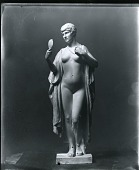 view Nude with Necklace and Mirror [sculpture] / (photographed by Peter A. Juley & Son) digital asset number 1
