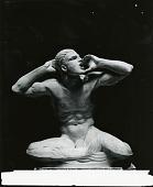 view Merman (Model for sculpture for Vizcaya Barge, estate of James Deering, Biscayne Bay, Miami, Florida) [sculpture] / (photographed by Peter A. Juley & Son) digital asset number 1