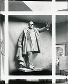view William McKinley (model) [sculpture] / (photographed by Peter A. Juley & Son) digital asset number 1