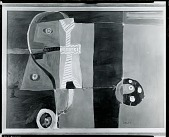 view Mechanism Cross Section, [painting] / (photographed by Peter A. Juley & Son) digital asset number 1