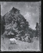 view Horse Grazing [painting] / (photographed by Peter A. Juley & Son) digital asset number 1