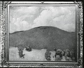 view Canaan Mountain [painting] / (photographed by Peter A. Juley & Son) digital asset number 1