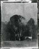 view Night, Old Windham [painting] / (photographed by Peter A. Juley & Son) digital asset number 1