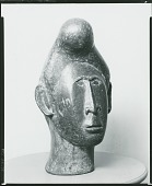 view Cabeza, [sculpture] / (photographed by Peter A. Juley & Son) digital asset number 1