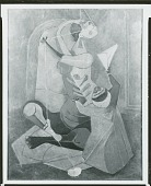 view Mother Entertaining Her Child [painting] / (photographed by Peter A. Juley & Son) digital asset number 1