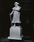 view Model for Robert Morris [sculpture] / (photographed by Peter A. Juley & Son) digital asset number 1