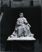 view Model for The Pilgrim Mother [sculpture] / (photographed by Peter A. Juley & Son) digital asset number 1