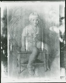 view No Title Given: Portrait of a Boy [art work] / (photographed by Peter A. Juley & Son) digital asset number 1