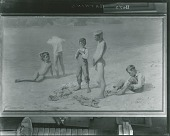 view Boys Bathing [painting] / (photographed by Peter A. Juley & Son) digital asset number 1