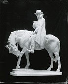 view Francis Asbury (model) [sculpture] / (photographed by Peter A. Juley & Son) digital asset number 1
