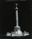 view Model for a War Monument [sculpture] / (photographed by Peter A. Juley & Son) digital asset number 1