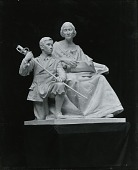 view Women of the Confederacy (model) [sculpture] / (photographed by Peter A. Juley & Son) digital asset number 1