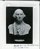 view Portrait Bust of George Washington [sculpture] / (photographed by Peter A. Juley & Son) digital asset number 1