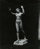 view Study for War Memorial [sculpture] / (photographed by Peter A. Juley & Son) digital asset number 1