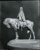 view Man on Horseback [sculpture] / (photographed by Peter A. Juley & Son) digital asset number 1