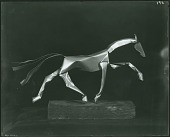 view Horse [sculpture] / (photographed by Peter A. Juley & Son) digital asset number 1