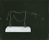 view Mule [sculpture] / (photographed by Peter A. Juley & Son) digital asset number 1