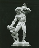 view Hercules? [sculpture] / (photographed by Peter A. Juley & Son) digital asset number 1