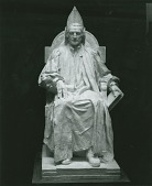 view Study for Bishop White [sculpture] / (photographed by Peter A. Juley & Son) digital asset number 1