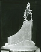 view Leif Eriksson [sculpture] / (photographed by Peter A. Juley & Son) digital asset number 1
