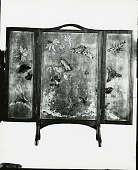 view Butterfly Screen [decorative arts] / (photographed by Peter A. Juley & Son) digital asset number 1