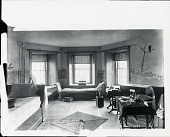view Crow Room (mural) [decorative arts] / (photographed by Peter A. Juley & Son) digital asset number 1