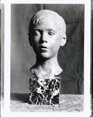 view Danny [sculpture] / (photographed by Peter A. Juley & Son) digital asset number 1