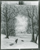 view Winter Sports [painting] / (photographed by Peter A. Juley & Son) digital asset number 1