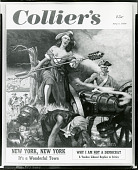 view Collier's Magazine Cover, July 1, 1950 [photomechanical print] / (photographed by Peter A. Juley & Son) digital asset number 1