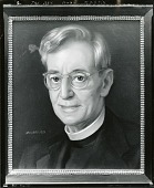 view Reverend Dr. McDonald Martin [painting] / (photographed by Peter A. Juley & Son) digital asset number 1