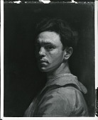 view Self Portrait [painting] / (photographed by Peter A. Juley & Son) digital asset number 1